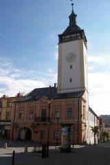 Výstup na radniční věž