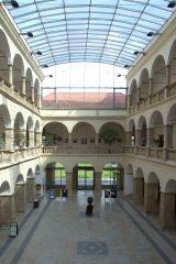 Výstava prací studentů Gymnázia