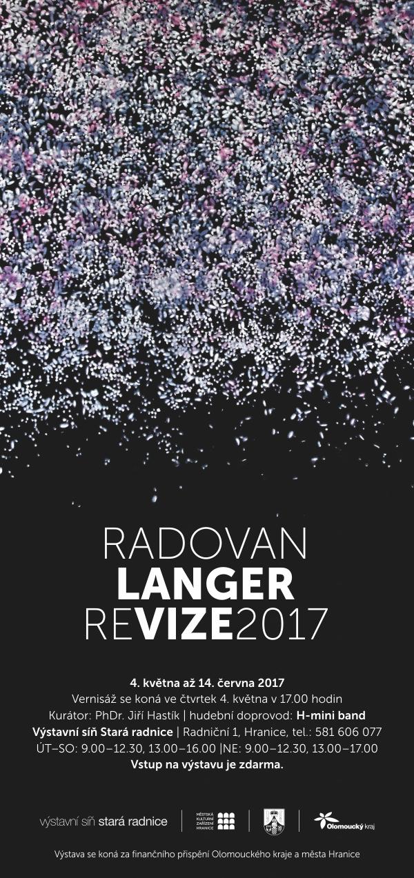 Radovan Langer – (Re)vize 2017
