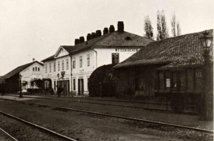 Hranicemi projel před 170 lety první vlak