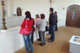 Fotoreportáž z komentované prohlídky výstavy Jan Jemelka: Barva / fotogalerie / foto: Marek Suchánek