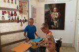 """Výstava """"Rozkaz zněl jasně!"""" láká i ty nejmenší / fotogalerie / foto: Marek Suchánek"""
