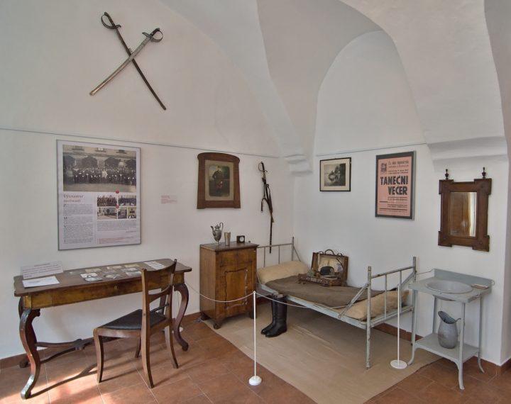 Předsálí Gotického sálu