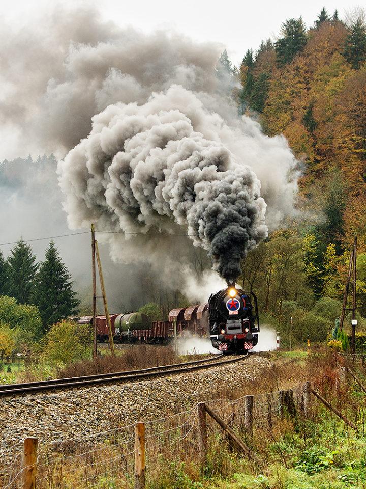 Vlaky na fotkách. K VIDĚNÍ JEN 6 DNÍ!