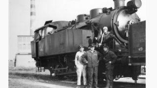 Plnou parou vpřed / fotogalerie / Výstava Plnou parou vpřed je připomínkou 170 let od příjezdu prvního vlaku do Hranic, foto: archiv Miloslava Maršálka