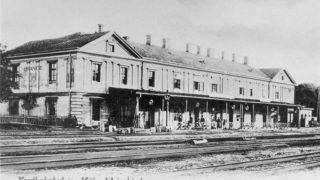 Plnou parou vpřed / fotogalerie / Výstava Plnou parou vpřed je připomínkou 170 let od příjezdu prvního vlaku do Hranic, foto: archiv Milana Králika