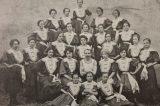 Sokoli rozhýbali život ve městě / fotogalerie / Teprve v roce 1903 vznikl ženský odbor Sokola, foto: sbírky hranického muzea