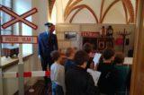 Žáci se bavili na výstavě Plnou parou vpřed! / fotogalerie / foto: Marek Suchánek