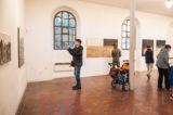 Fotoreportáž z vernisáže výstavy Jiří Voves – Vrstvy zapomnění / fotogalerie / foto: Pavel Jakubka