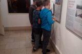 Žáci si vyzkoušeli výrobu vlastních medailí / fotogalerie / foto: Dagmar Holcová
