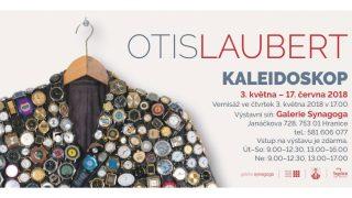 Otis Laubert – Kaleidoskop / fotogalerie / Pozvánka - Otis Laubert - Kaleidoskop