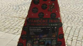 Výstava vánočních stromků / fotogalerie / Turistické informační centrum Hranice, foto: Veronika Koláčková