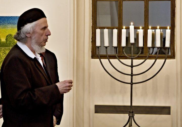 Židovské Vánoce v Galerii Synagoga