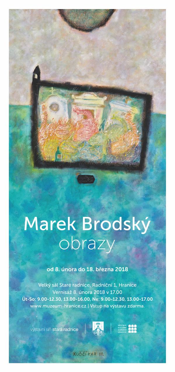 Marek Brodský – Obrazy
