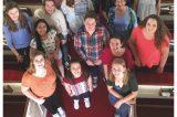 Vystoupení amerického dívčího sboru / fotogalerie / Plakát - Cecilia Ensemble - Grand Monadnock Youth Choirs