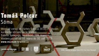 Tomáš Polcar – Sóma / fotogalerie / Tomáš Polcar - Sóma - pozvánka