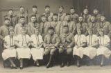 Sokoli rozhýbali život ve městě / fotogalerie / Skupinová fotografie z roku 1933, foto: sbírky hranického muzea