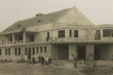 Sokoli rozhýbali život ve městě / fotogalerie / Sokolovna v roce 1928, foto: sbírky hranického muzea