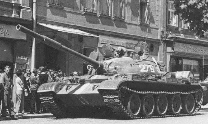 Půl století od okupace