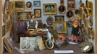 Panenky, kam se podíváš / fotogalerie / Výstava Panenky, kam se podíváš v muzeu na Staré radnici, foto: Jiří Necid