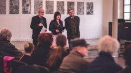 Fotoreportáž z vernisáže výstavy Igora Minárika