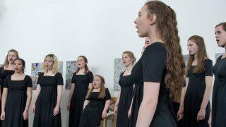 I česká píseň zazněla v podání amerického sboru