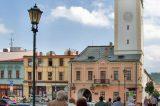 Hranická muzejní noc měla úspěch / fotogalerie / Hranická muzejní noc - trubači na věži Staré radnice, foto: Jiří Necid