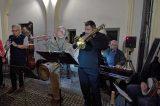 Hranická muzejní noc měla úspěch / fotogalerie / Hranická muzejní noc - vystoupení skupiny Olomoucký Dixieland Jazz Band, foto: Jiří Necid