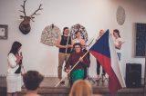 Poutavá výstava Otise Lauberta v Synagoze / fotogalerie / Vernisáž výstavy Otiske Lauberta - Kaleidoskop, foto: Pavel Jakubka