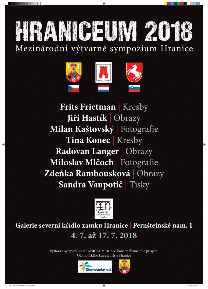 Výstava: Hraniceum 2018