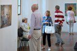 Vernisáž výstavy obrazů Jana Knapa / fotogalerie / Vernisáž výstavy obrazů Jana Knapa, foto: Jiří Necid
