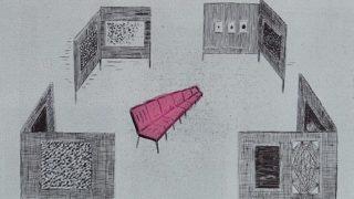 Ondřej Michálek – Nové labyrinty / fotogalerie / Výstava Ondřeje Michálka - dílo, foto: archiv autora