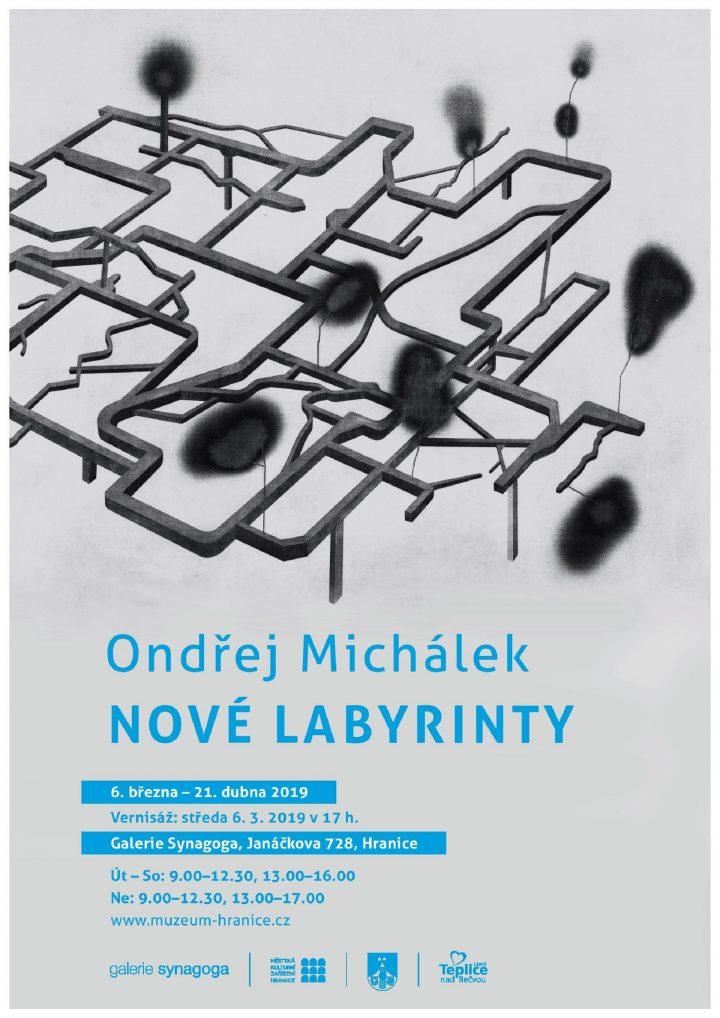 Ondřej Michálek – Nové labyrinty