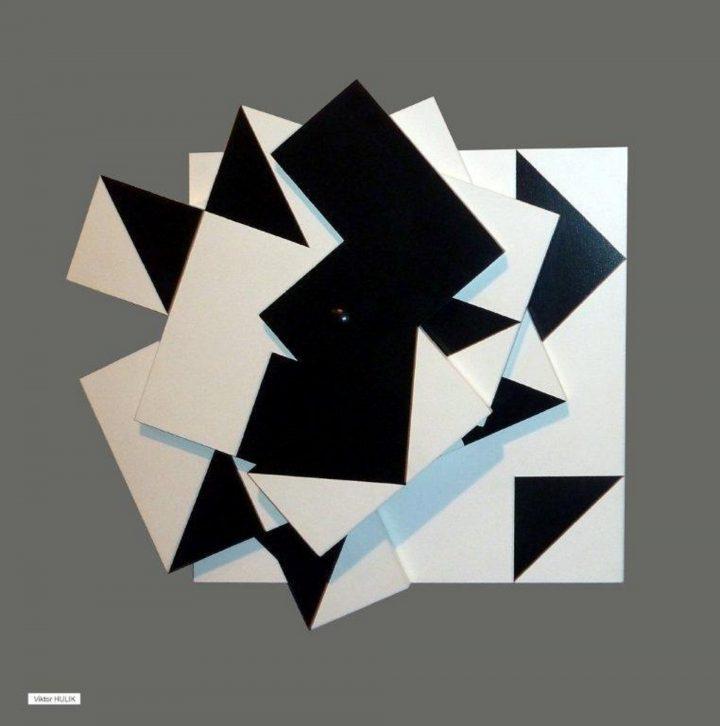 Vernisáž k výstavě Viktora Hulíka – dílo