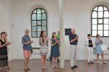 Vernisáž výstavy obrazů Tomáše Polcara / fotogalerie / Vernisáž výstavy Tomáše Polcara - Sóma, foto: Jiří Necid
