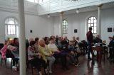 Povídání o židovském Svátku stánků v synagoze / fotogalerie / Sukot - Svátek stánků, foto: Ivana Žáková