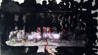 Tibor Červeňák – dílo / fotogalerie / Tibor Červeňák - Poslední večeře, foto: archiv autora