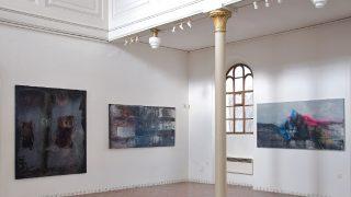 Tibor Červeňák – Koně a ženy / fotogalerie / Výstava Tibora Červeňáka - Koně a ženy v Galerii Synagoga, foto: Jiří Necid