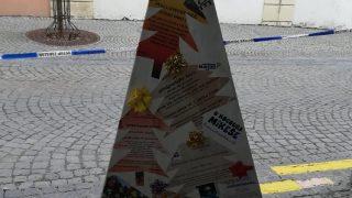 Výstava vánočních stromků / fotogalerie / Dětské a mateřské centrum u Kocoura Mikeše, foto: Ivana Žáková