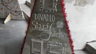 Výstava vánočních stromků / fotogalerie / Divadlo Staré střelnice, foto: Ivana Žáková