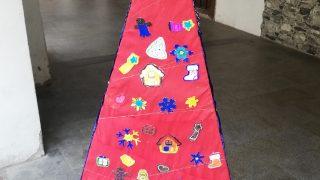 Výstava vánočních stromků / fotogalerie / Nízkoprahové zařízení pro děti a mládež Fénix, foto: Ivana Žáková