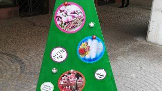 Výstava vánočních stromků / fotogalerie / Obchůdek DD pro Vás Hromávka Hranice, foto: Ivana Žáková