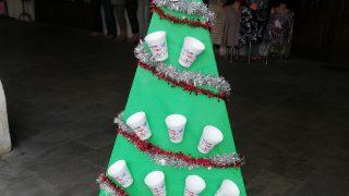 Výstava vánočních stromků / fotogalerie / Vinotéka Avitis, foto: Ivana Žáková