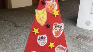 Výstava vánočních stromků / fotogalerie / ZŠ a MŠ Dětské centrum Hranice, foto: Ivana Žáková
