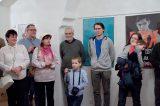 Vernisáž výstavy Jan Koráb – Plakáty a loga / fotogalerie / Vernisáž výstavy Jan Koráb - Plakáty a loga, foto: Jiří Necid