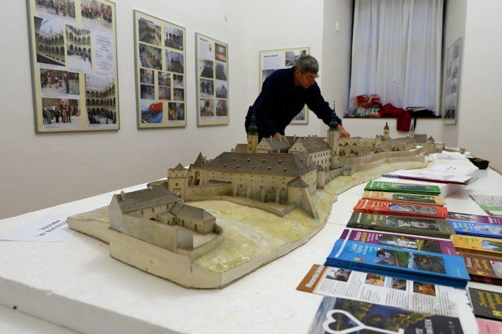 Model města je raritou. Zaujme místní i turisty