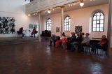 Výstava Viktora Hulíka v Galerii Synagoga / fotogalerie / Vernisáž výstavy Viktora Hulíka s názvem Geometrica