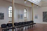Výstava Viktora Hulíka v Galerii Synagoga / fotogalerie / Výstava Viktora Hulíka - Geometrica, foto: Jiří Necid