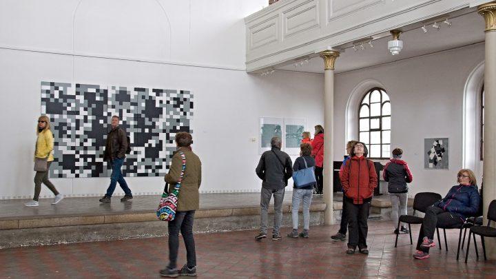 Výstava Viktora Hulíka v Galerii Synagoga