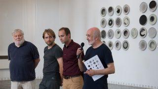 Navštivte výstavu Petera Kotvana v synagoze